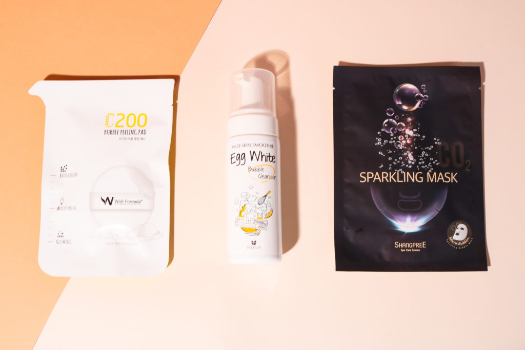 Why You Need These Bubbly Skincare Products