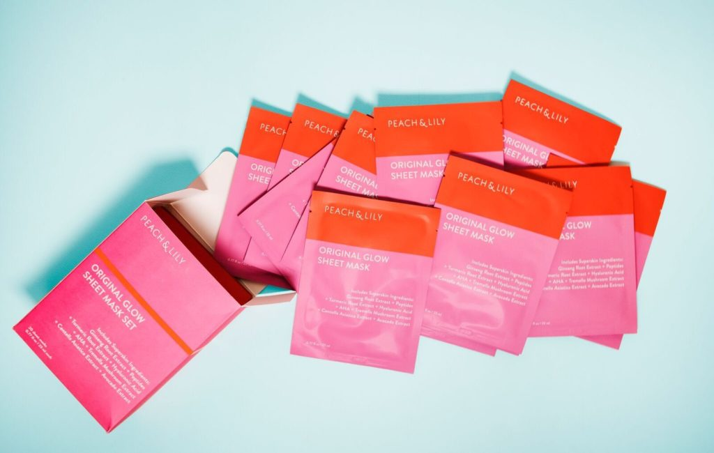 How Our First Product, The ORIGINAL GLOW SHEET MASK SET Set the Tone