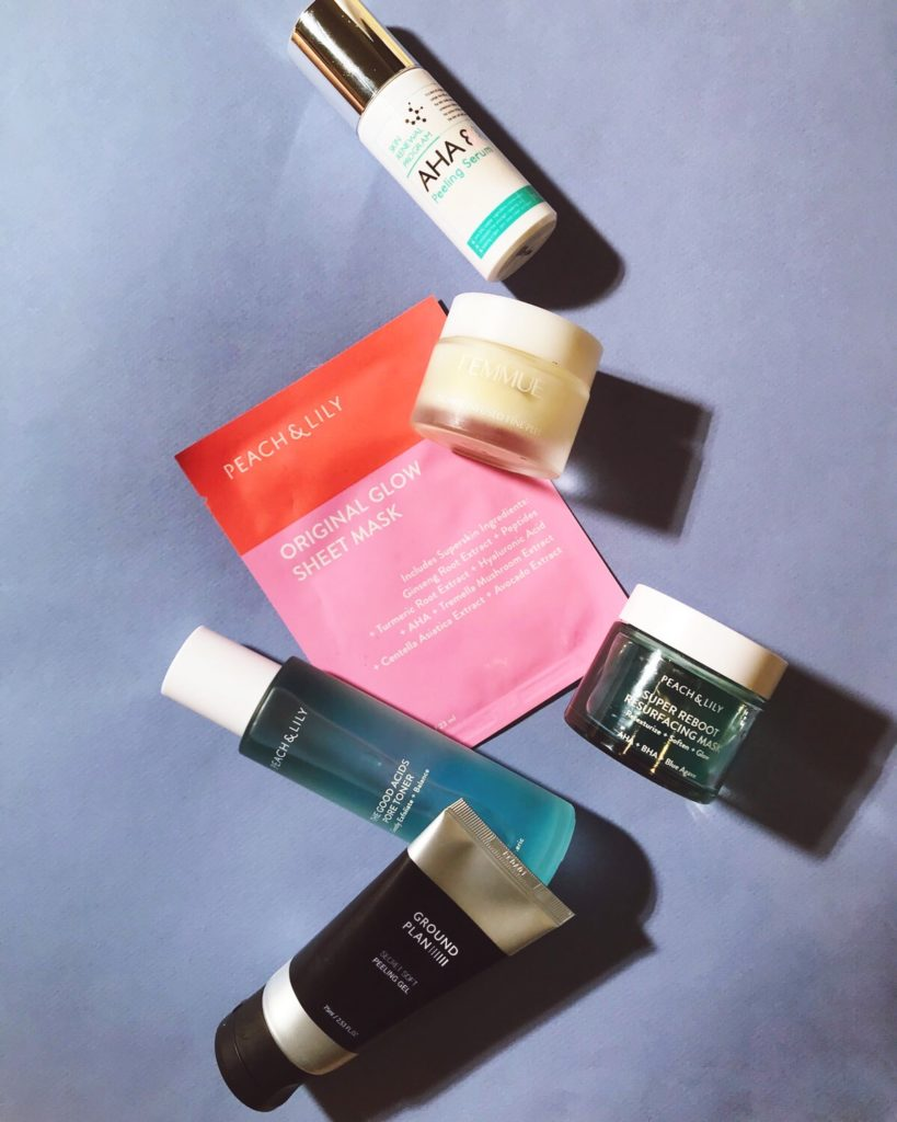Exfoliating Includes Acids, And Acids Aren't Scary!