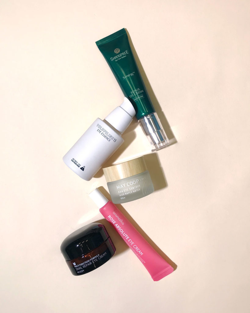 Eye Creams — Necessary or Not?