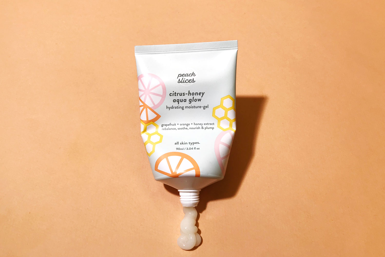 moisturizers citrus-honey aqua glow squeezed