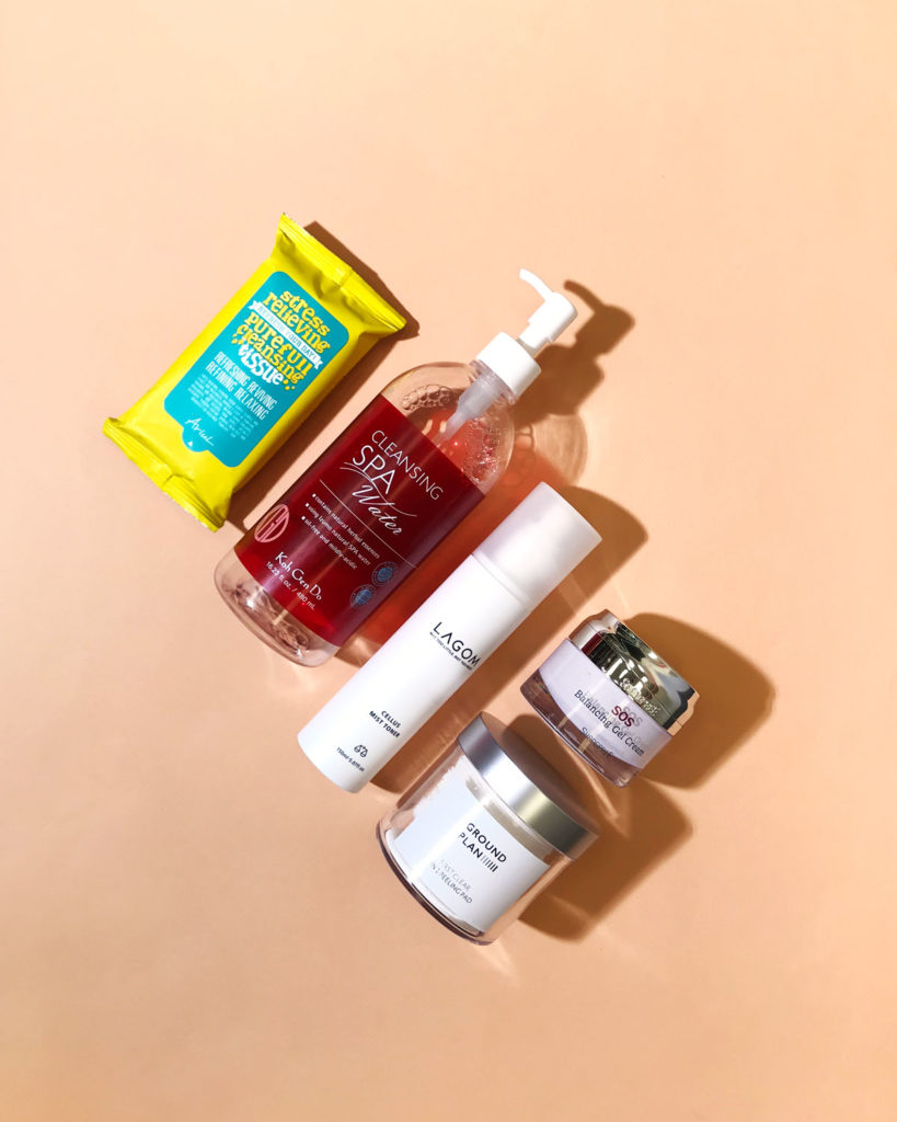 Who Says You Need a Sink to Do Your Skincare Routine?