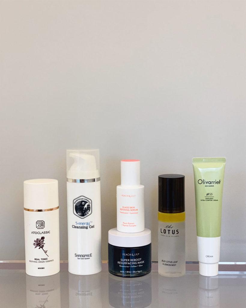 Five Ways to Help Dry Skin.