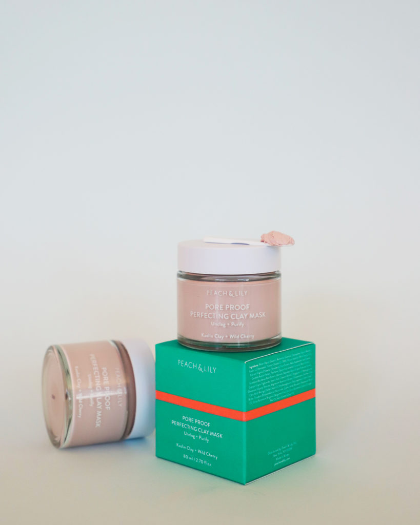 Pore Proof Perfecting Clay Mask: Clarify and Soften in One.